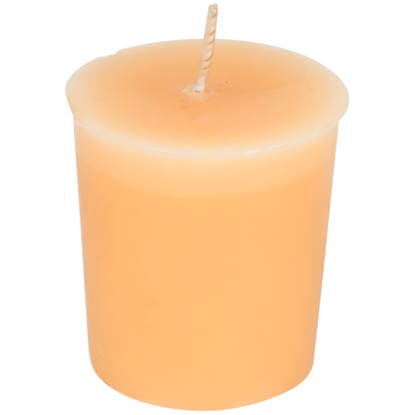 Sterno 40108 15 Hour Beeswax Votive - 96/Case Main Image 1