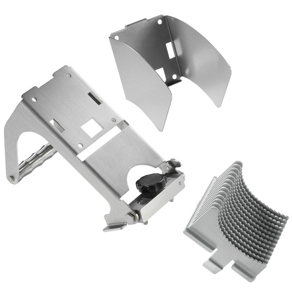 """Edlund K35602 Pusher Assembly for 350XL Series Fruit and Vegetable Slicers - 1/4"""" Slices Main Image 1"""