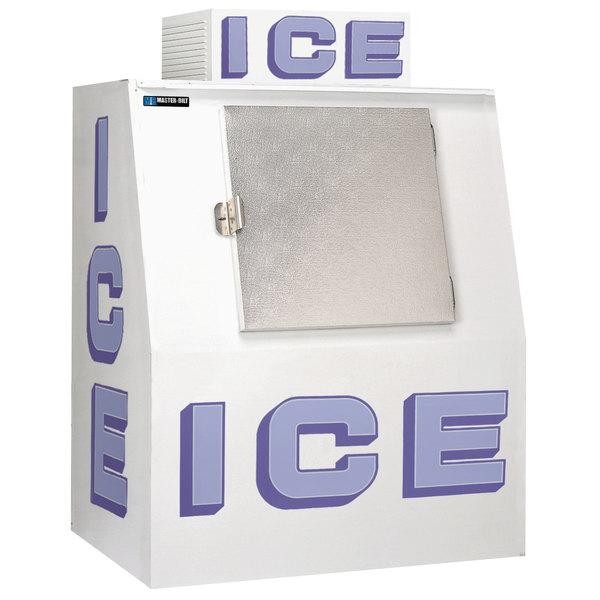 Master Bilt IM-38 Outdoor Ice Merchandiser - 30 cu. ft.