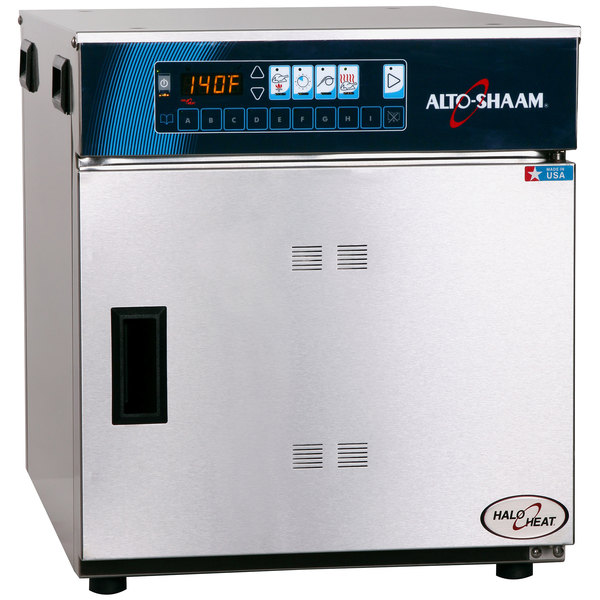 Alto-Shaam 300-TH/III countertop cook and hold oven with deluxe controls