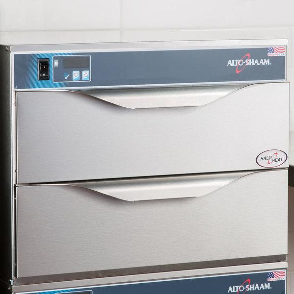 Alto-Shaam 500 2D 2 Drawer Warmer - 120V Main Image 9