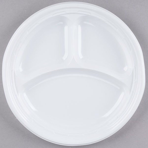 ... and economical this plate provides the perfect solution for barbecues parties and quick-serve restaurants that need a sturdy disposable plate.  sc 1 st  WebstaurantStore & Dart 9CPWF 9