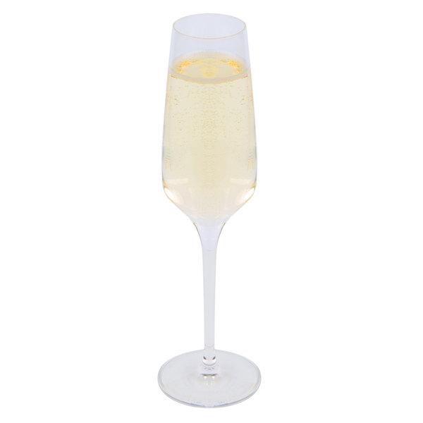 Stolzle 2200007T Experience 6 75 oz  Champagne Flute - 6/Pack