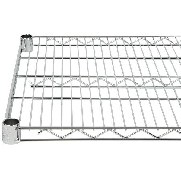 """Regency 21"""" x 54"""" NSF Chrome Wire Shelf"""