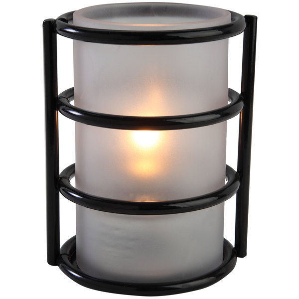 """Sterno Products 80386 Epic 5"""" Frost Lamp"""