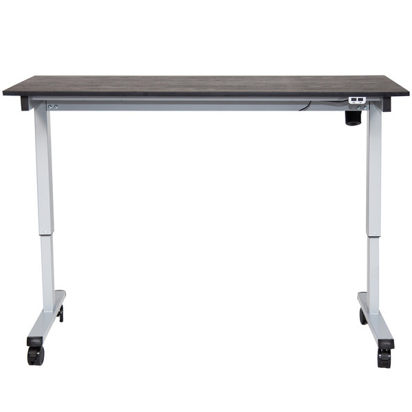 Luxor STANDE60AGBO Electric Adjustable Standing Desk with