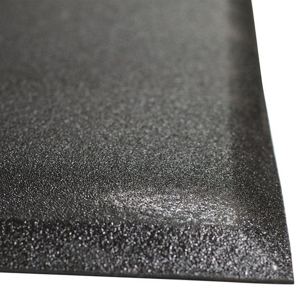 Cactus Mat 2300M-35 Walrus Hide 3\' x 5\' Black Anti-Fatigue Floor Mat ...