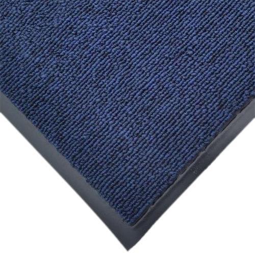 "Cactus Mat Roll 1471R-U4 4' x 60' Blue Carpet Entrance Floor Mat Roll - 3/8"" Thick"