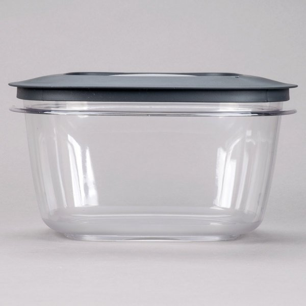 Superieur Made Of Durable Tritan Plastic, This Container Is Stain And Odor Resistant  So It Can Handle Your Spaghetti Sauces And Other Saucy Foods.