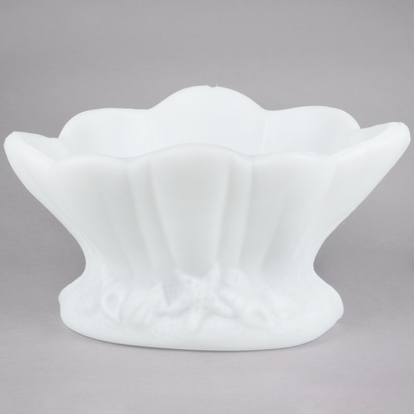 Carlisle SCL102 Clam Shell Shaped Ice Sculpture Mold