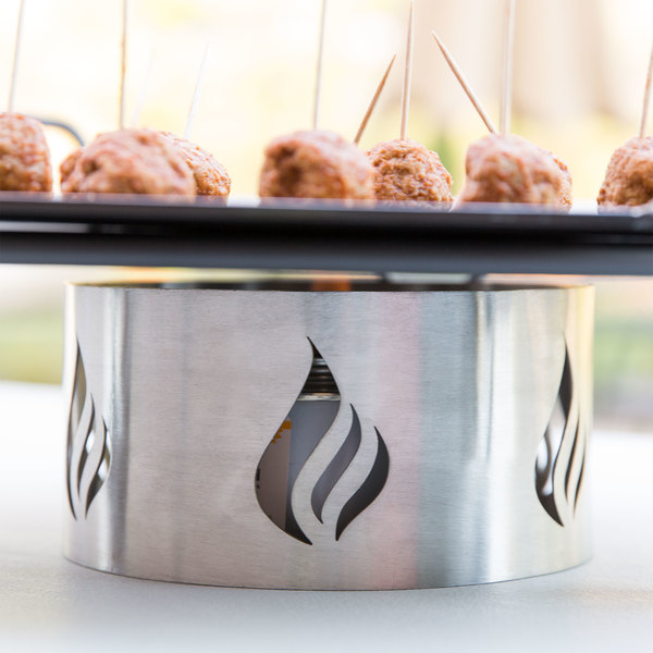 American Metalcraft FGRS7 Stainless Steel Small Chafer Wind Guard