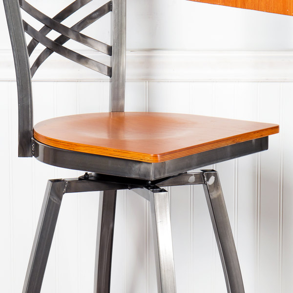 Lancaster Table & Seating Chair / Barstool Cherry Wood Seat