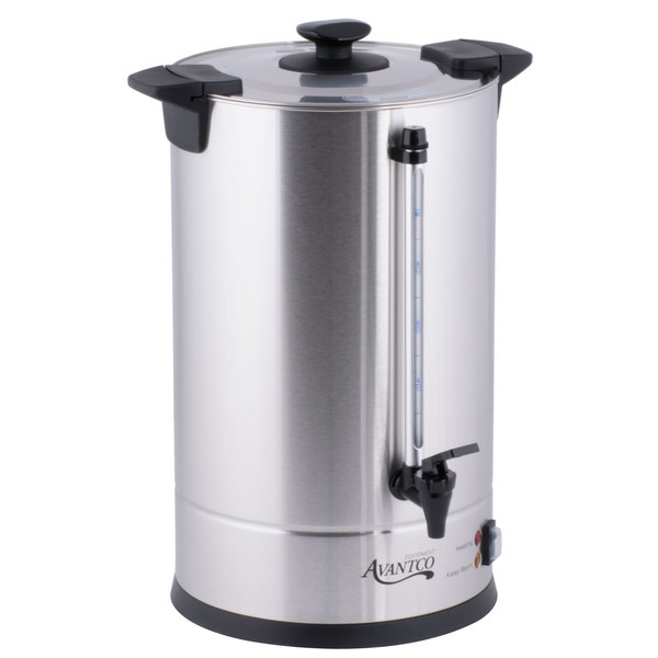 Coffee and Powder-Soap Dispenser St Steel 32 Ounce