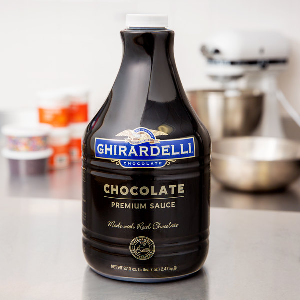 Best Chocolate Sauce For Mochas