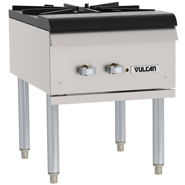 Vulcan VSP100-1 Natural Gas Stock Pot Range - 110,000 BTU