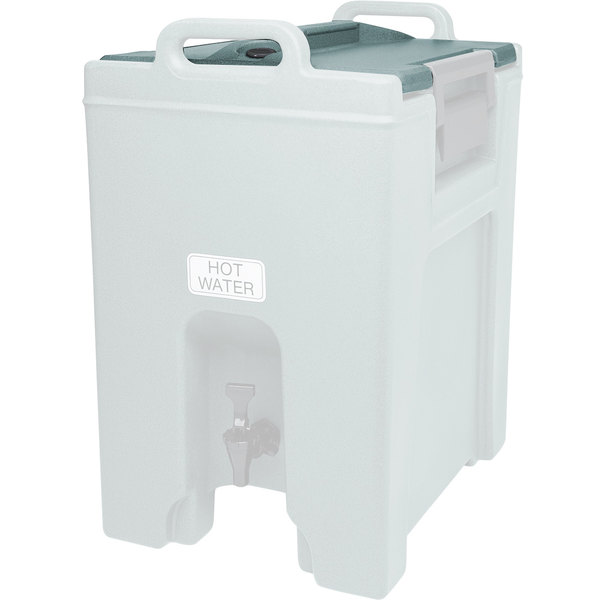Cambro 7356401 Slate Blue Camtainer Lid