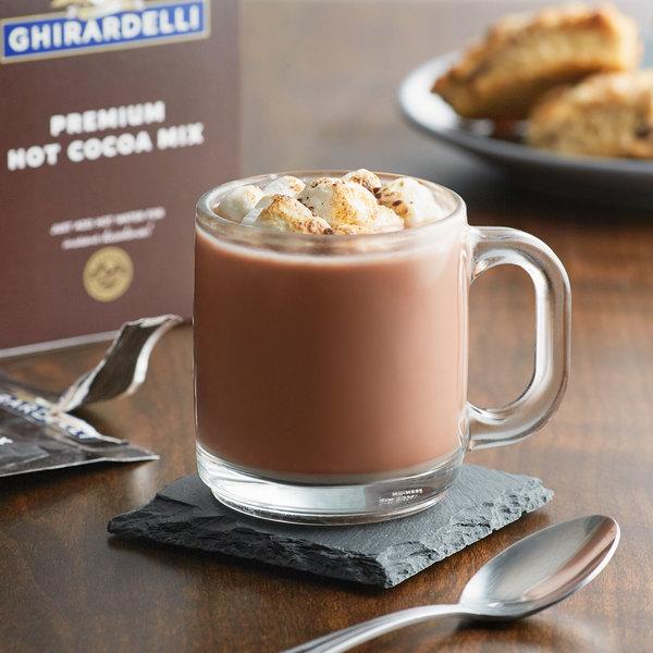 Ghirardelli Premium Hot Cocoa Mix Packets - 15/Box Main Image 3