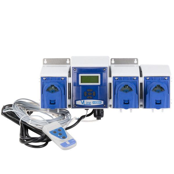 Dema V-Line OPL Laundry Chemical Dispenser Pump System