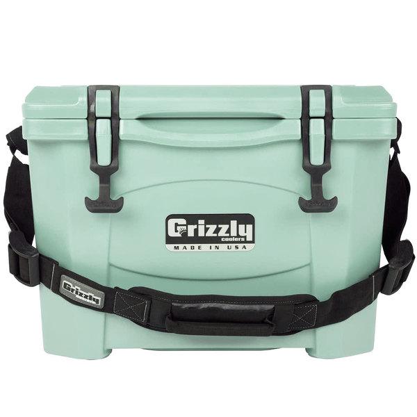 Grizzly Cooler Seafoam 15 Qt. Extreme Outdoor Merchandiser / Cooler