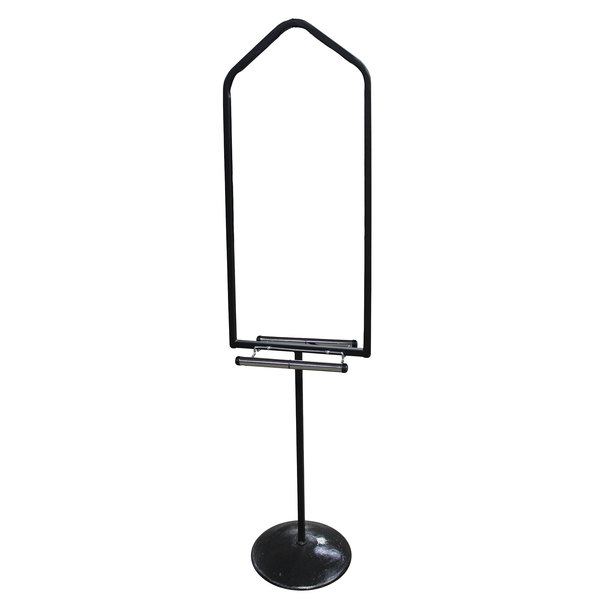 """Free Standing Produce Bag and Scale Holder 79"""""""