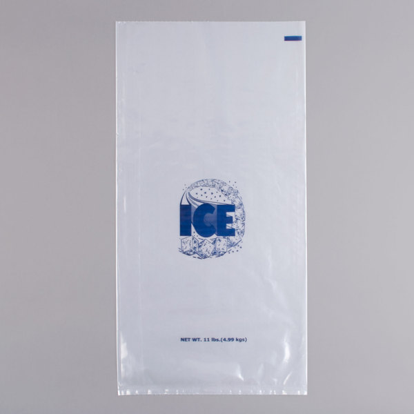 Polar Temp 0003695 Ice Block Liner for 11 lb. Ice Blocks - 1000/Box