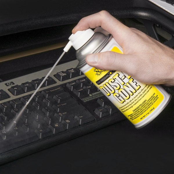Noble Chemical Dust-B-Gone 7 oz. Compressed Air Duster