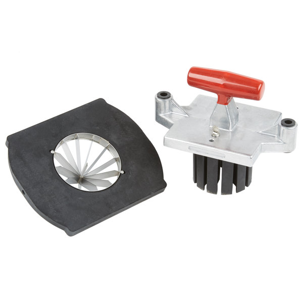 Vollrath 1515512 Redco 12 Section Wedge T-Pack for Vollrath Redco InstaCut 5.0 - Tabletop Mount