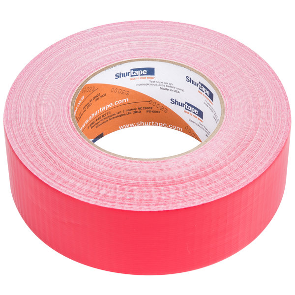 Red Duct Tape 2 inch x 60 Yards (48 mm x 55 m) - General Purpose High Tack
