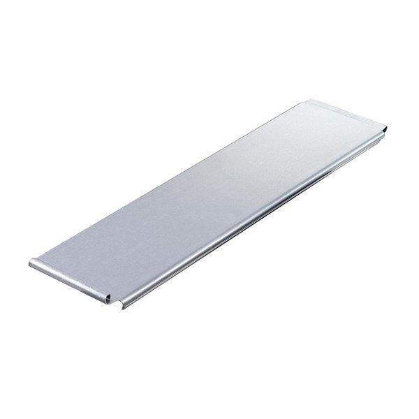 "Chicago Metallic 44655 Glazed Customizable Single Pullman Pan Sliding Cover - 16"" x 4"""