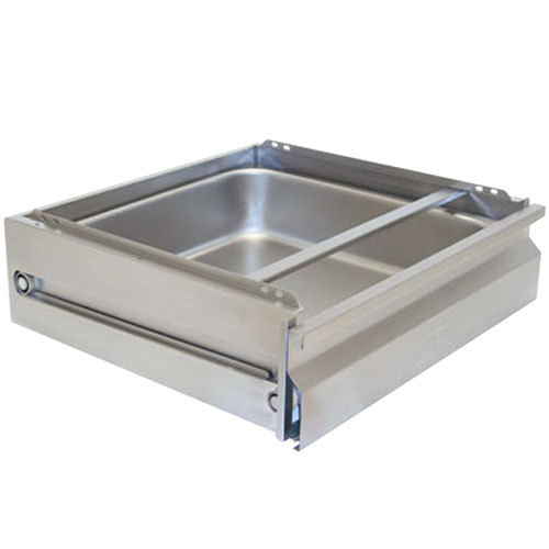 "Advance Tabco SHD-1520 Stainless Steel Drawer - 15"" x 20"""