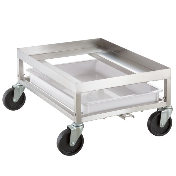 Channel SPCD-S Stainless Steel Poultry Crate Dolly Main Image 1
