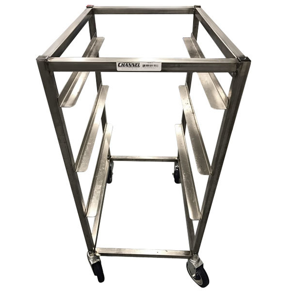 Channel 503LS Stainless Steel Lug Rack - 3 Lug Capacity Main Image 1
