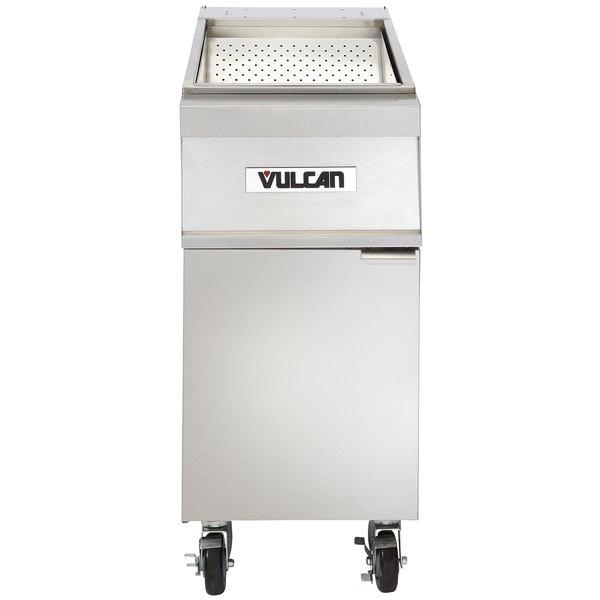 "Vulcan VX15 Frymate 15 1/2"" Fryer Dump Station Main Image 1"