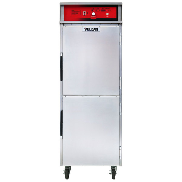 Vulcan VCH16 Full Height Cook and Hold Oven - 208/240V, 11,400/15,180W