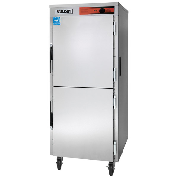 Vulcan VBP15SL Full Size Insulated Heated Holding Cabinet with 6 Shelves - 120V