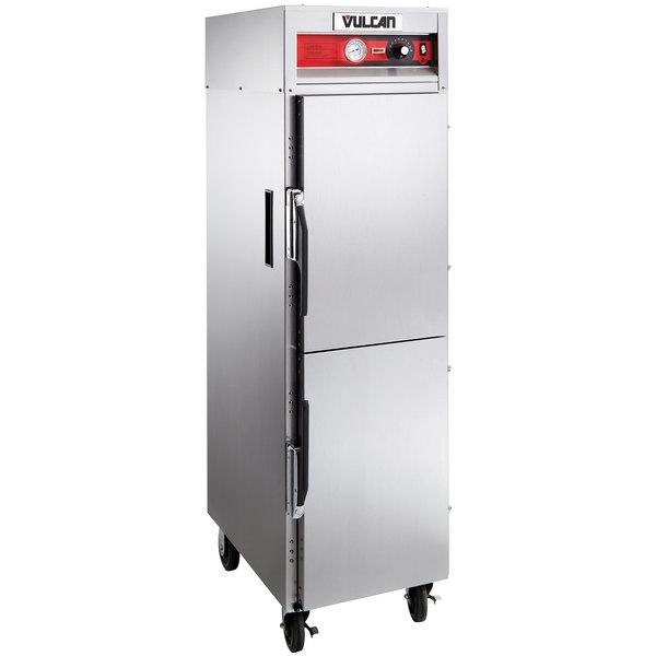 Vulcan VHP15 Full Size Narrow Depth Insulated Heated Holding Cabinet - 120V