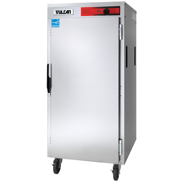 Vulcan VPT13 Pass-Through Full Size Insulated Heated Holding Cabinet - 120V