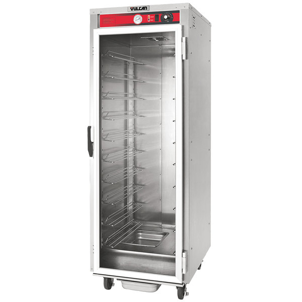 Vulcan VP18-IM3PN Full Size Non-Insulated Heated Holding / Proofing Cabinet - 120V (International Use Only)