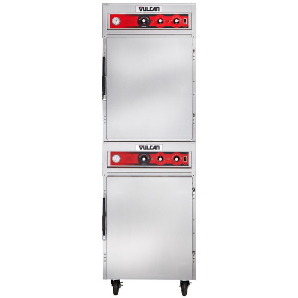 Vulcan VRH88 Full Height Cook and Hold Oven - 208/240V, 4506/6000W