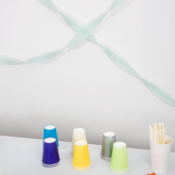 Creative Converting 318871 81' Fresh Mint Green Streamer Paper - 12/Case