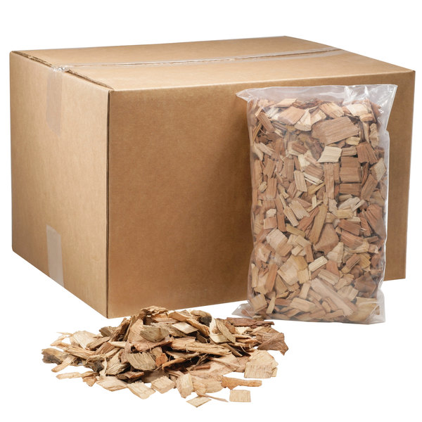 Alto-Shaam WC-22541 Cherry Wood Chips - 1.25 cu. ft. Main Image 1