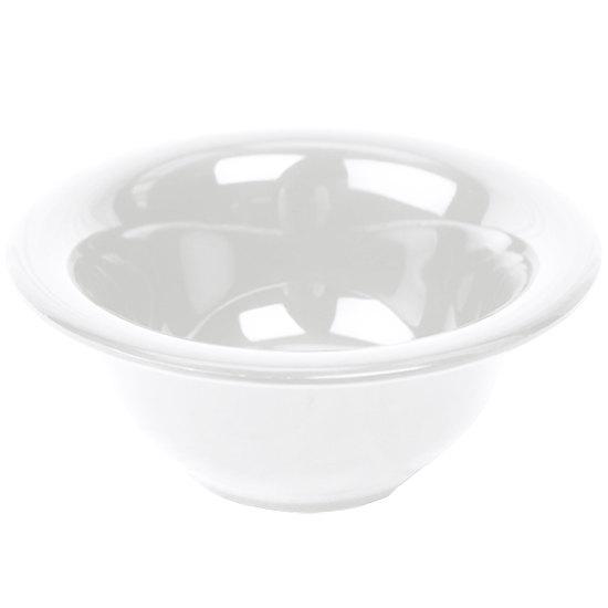 """Thunder Group CR5510W White 10 oz. Melamine Soup Bowl with 5 3/8"""" Diameter - 12/Pack"""