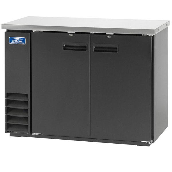 """Arctic Air ABB48 49"""" Solid Door Back Bar Refrigerator"""