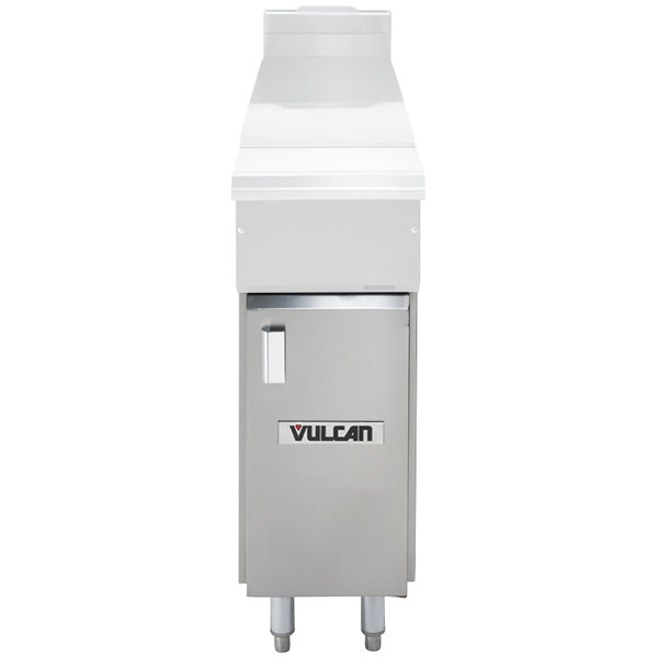 """Vulcan VCB106 6"""" Stainless Steel Cabinet Base"""