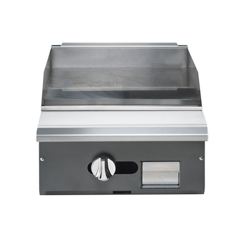 "Vulcan VGM18-LP V Series Liquid Propane 18"" Modular Heavy-Duty Manual Range with Griddle Top - 30,000 BTU"