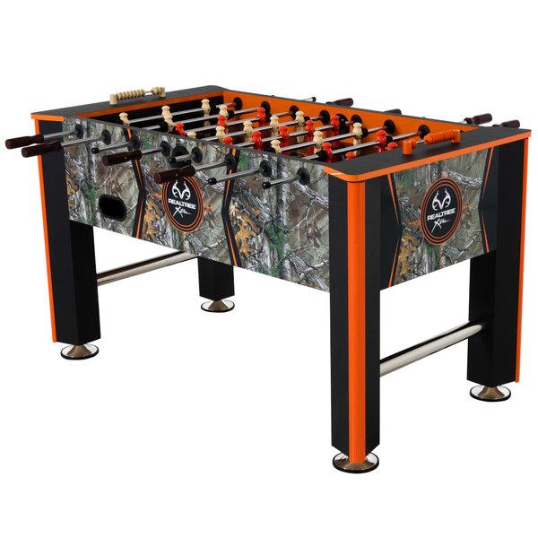 "Triumph 45-6076W RealTree 58"" Foosball Table Main Image 1"