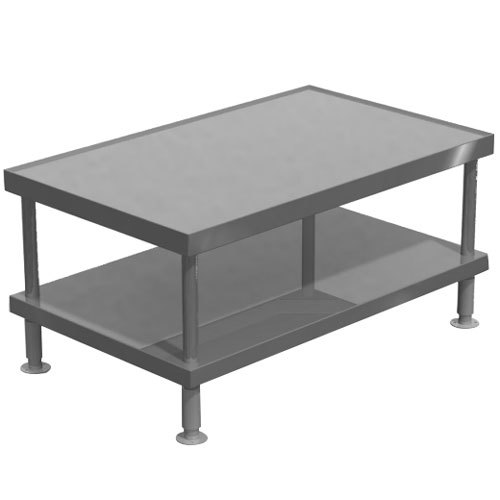 """Vulcan STAND/F-HD42 30"""" x 42"""" Stainless Steel Equipment Stand"""