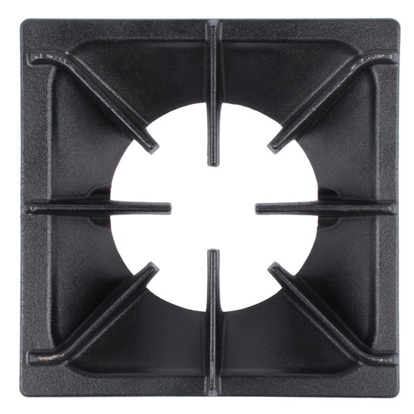 """Cooking Performance Group 302250132 Burner Grate - 11 1/2"""" x 11 1/2"""" Main Image 1"""