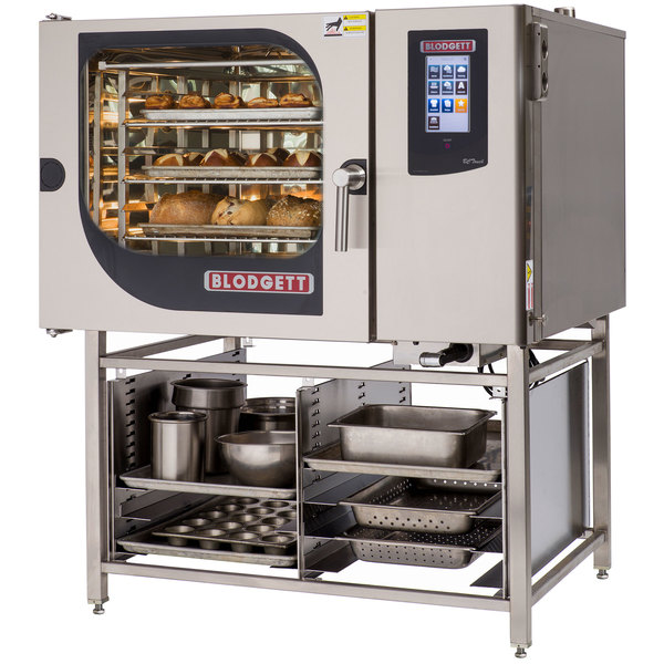 Blodgett BLCT-62E Boilerless Electric Combi Oven with Touchscreen Controls - 480V, 3 Phase, 21 kW Main Image 1