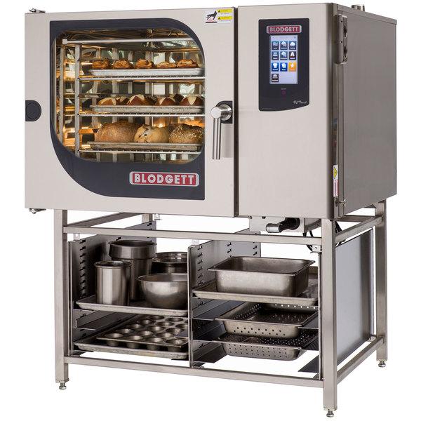 Blodgett BLCT-62G Liquid Propane Boilerless Combi Oven with Touchscreen Controls - 81,800 BTU Main Image 1